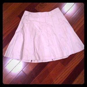 White House Black Market pleated skirt size 12